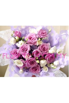 Purple Romantic