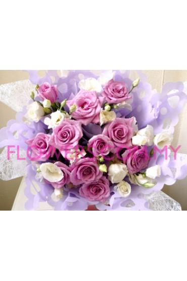 Purple Romantic